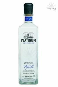 El Tesoro Tequila Blanco Silver